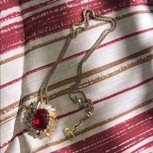 Authentic Christian Dior necklace